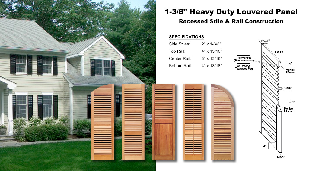Our Exterior Product Line